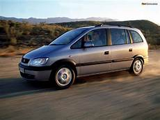 2003 Opel Zafira A Pictures Information And Specs