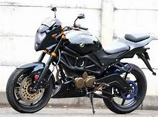 Modifikasi Honda Tiger 2000 Fighter by Honda Tiger 2000 Motor Lelaki Yang Paling Quot Laki Quot Di