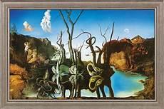 salvador dal 237 picture quot swans reflecting elephants quot 1937