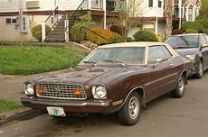 ford mustang 1974 parked cars 1974 ford mustang ii