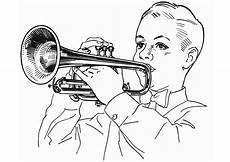Malvorlagen Trompete Malvorlage Trompete Kostenlose Ausmalbilder Zum Ausdrucken