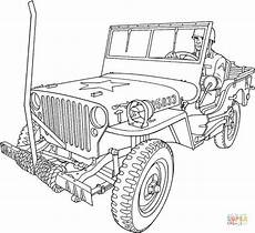 army truck colouring pages 16518 willys mb u s army truck coloring page free printable coloring pages