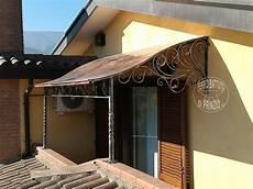 tettoia balcone tettoie tettoie in ferro battuto tettoia per terrazzo
