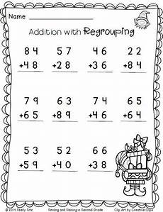 2nd grade math worksheet addition and subtraction without regrouping math addition with regrouping free 2nd grade