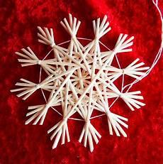 traditional german straw ornament ornaments