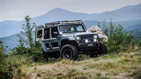 2017 Jeep Switchback Concept Wallpaper