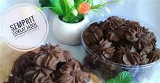 Resep Semprit Coklat Jadul Oleh Retnowati Cookpad