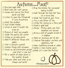 Your Fall Checklist Crisp Leaves And Apple Cider