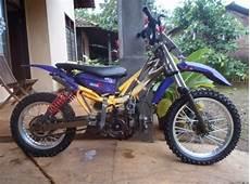 F1zr Modif Motocross by Modifikasi Yamaha Fizr Trail Motor Dan Motor Yamaha