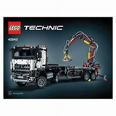 lego technic 42043 lego technic mercedes arocs 3245 42043 retired