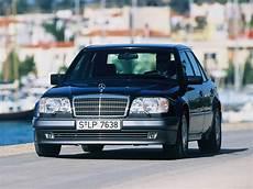 mercedes 500 e a brief history of mercedes 500 e w124 carscoops