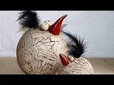 keramik vogel