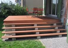 Holz Ausentreppe Selber Bauen Bauanleitung Patrial