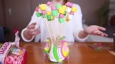 idee deco bonbon pour anniversaire vase d 233 co tuto bonbons