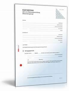 Möbel Mit Ratenzahlung - kaufvertrag wohnungseinrichtung muster zum