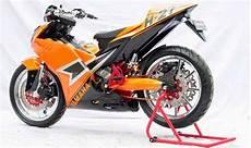 Modifikasi Jupiter Mx 5 Speed Jari Jari by Foto Gambar Modifikasi Yamaha Jupiter Mx 135 150 King 5