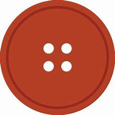 Bright Rediant Cloth Button With 4 Png Image