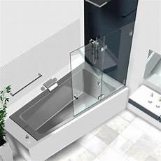 duschwand badewanne badewannenaufs 228 tze aus glas glasduschen