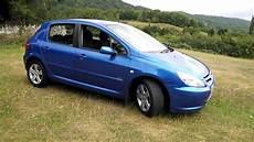 2003 Peugeot 307 2 0 Hdi Rapier Www Bransfordgarage Co Uk