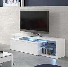 meuble tv hifi blanc meuble tv quintana blanc brillant