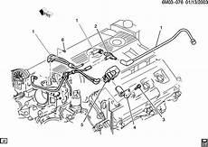 2002 Cadillac Vacuum Hose Diagram