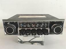 oldtimer car radio blaupunkt frankfurt catawiki
