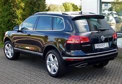 2016 Volkswagen Touareg 4 Door TDI Executive