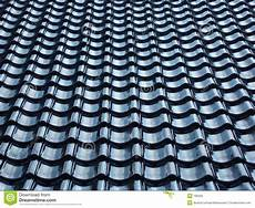 pattern of black tiled roof stock image image of pattern