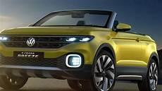2020 Vw T Roc Cabriolet Concept