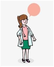 Gambar Dokter Perempuan Kartun Hitam Putih Nuring