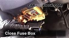 96 thunderbird fuse box interior fuse box location 1990 1997 ford thunderbird 1997 ford thunderbird lx 4 6l v8
