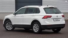 Volkswagen New Tiguan 2018 Comfortline White 17 Inch
