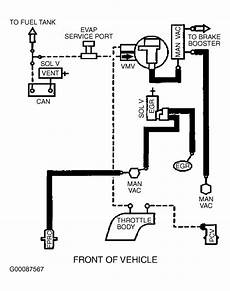 free vacuum line diagrams tiny vacuum line the runs into firewall that controls regulates