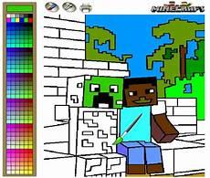 minecraft coloring minecraftgames co uk