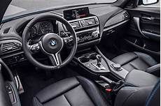 bmw m2 motor 2016 bmw m2 coupe interior view motor trend