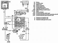 wrg 3497 1993 volvo 850 wiring diagram