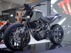 Modifikasi Ktm Duke 250 meet the customised ktm duke 200 duke t concept by kunka