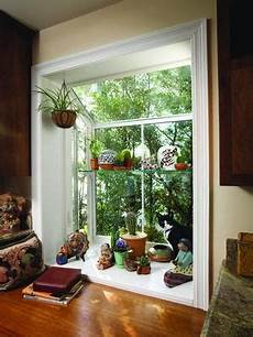 Kitchen Bay Window Plants by Sensible Home Plant A Bit Of Garden In Your Kitchen