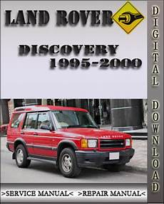manual repair autos 1997 land rover discovery lane departure warning 1995 2000 land rover discovery factory service repair manual 1996 1