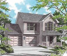 narrow house plans with front garage narrow lot with garage options 69177am architectural