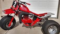 honda 250r atc amazing fully restored 1981 honda atc 250r atv