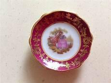 Limoges Porcelain Miniature Plate 1500x1120