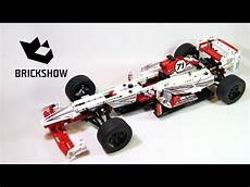 Lego Technic 42000 Grand Prix Racer Speed Build For