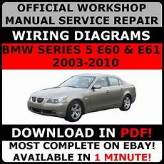 free download parts manuals 2011 bmw 5 series head up display official workshop service repair manual for bmw series 5 e60 e61 2003 2010 ebay