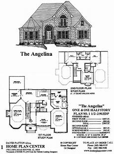 story and a half house plans