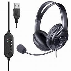 Jazza Wired Leather Headset jazza u10 usb wired pu leather headset