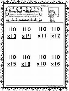 printable division worksheets for 4th grade 6743 35 three digit multiplication printable worksheets 2nd 4th grade math