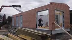 maison en bois kit montage avec assistance d une maison bois kit habitat