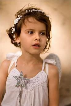 Bijoux De Cheveux Coiffes Gaia Couronne Enfant Fleurs