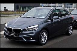 BMW Sells A Small Front Wheel Drive Minivan In Europe